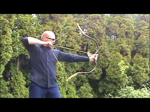 Magyar Horse Bow - Hungarian Bows for Sale - Lynx II by Kassai