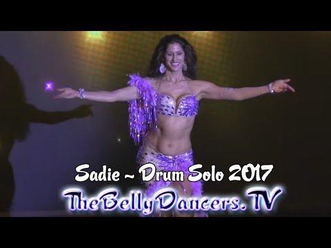 Sadie - Bellydance Drum Solo 2017