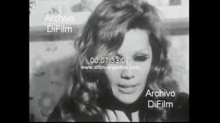 """DiFilm - Susana Gimenez """"Todos los pecados del mundo"""" 1971"""