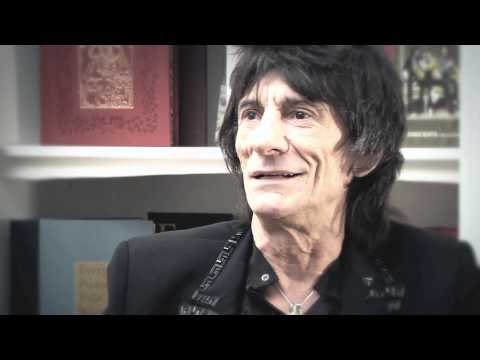 Faces 1969-75 Book Launch Interview with Authors Ronnie Wood and Kenney Jones