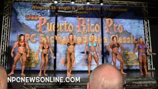 2016 IFBB Puerto Rico Pro Women's Bodybuilding Prejudging Comparison Video(2016 IFBB Puerto Rico Pro Women's Bodybuilding Prejudging Comparison Video., 2016-06-01T13:38:24.000Z)