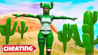cactus skin is overpowered