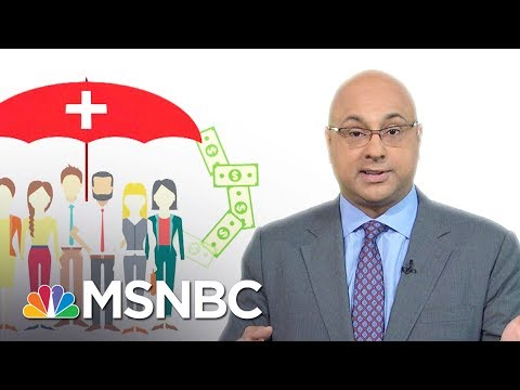 For Facts Sake:  Universal Health Care | Velshi & Ruhle | MSNBC