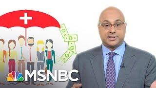 For Facts Sake:  Universal Health Care | Velshi & Ruhle | MSNBC