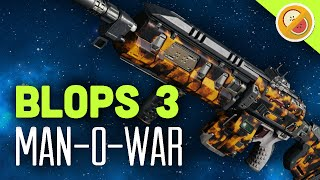 Man-O-War is LOVE - Black Ops 3 Multiplayer Gameplay Funny Moments (Call of Duty)