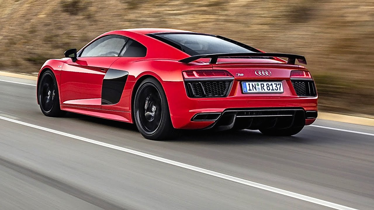 Audi R8 2016 First Tv Commercial Audi R8 V10 Plus Promo