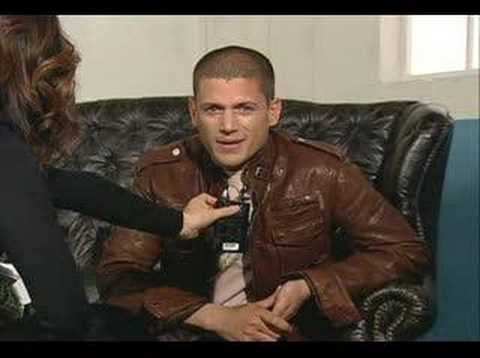 Interview Wentworth Miller Corea Bean Pole Photoshoot