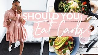 Good Carbs & Losing My Period!! What I Eat + Hormone/Body Update