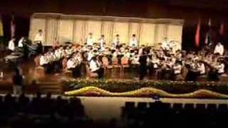 MCKK koleq wind orchestra 08 - awan yg terpilu