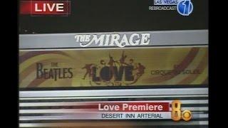 "Video Cirque Show: ""Love"" Arrives at The Mirage; June 30, 2006, KLAS Eyewitness News download MP3, 3GP, MP4, WEBM, AVI, FLV Agustus 2018"
