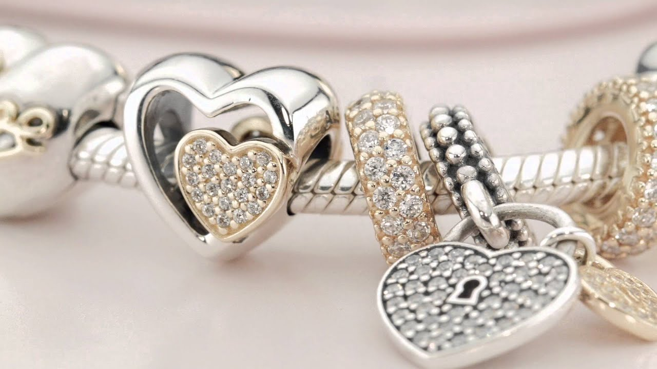 Pandora Valentines Collection 2016 Youtube