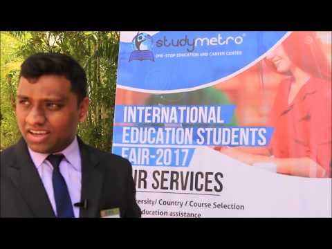 International Students Education Fair by Study Metro