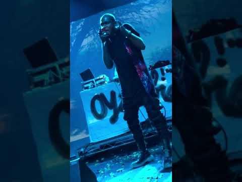 "Yasiin Bey ""Mathematics"" over ""New God Flow"" LIVE in Los Angeles #BeyYe 01.13"