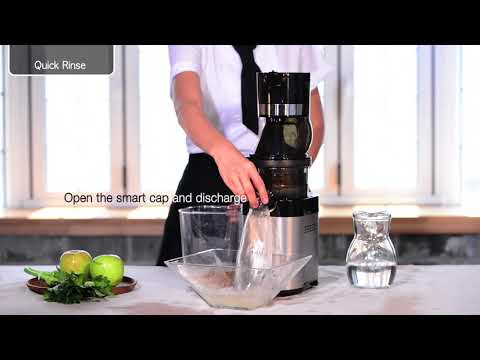 Kuvings CS600 Commercial - How to clean