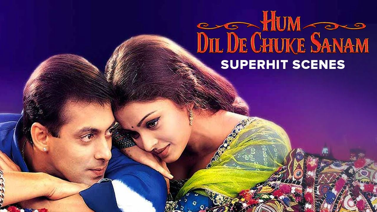 Download Hum Dil De Chuke Sanam - Most Watched Scenes | Salman Khan, Aishwarya Rai & Ajay Devgn | Part 1