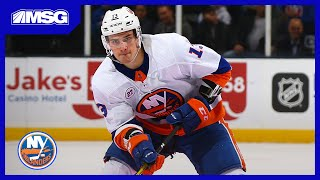 Is Mathew Barzal the King of the Saucer Pass? | New York Islanders | MSG Networks