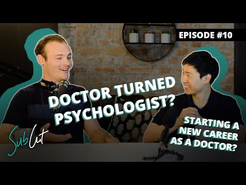 EP 10: Doctor Turned Clinical Psychologist (Feat. Dr James Fisk)
