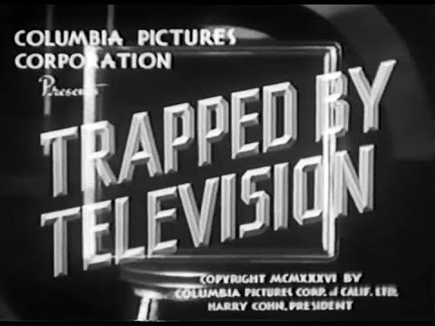 Drama Movie - Trapped by Television (1934)