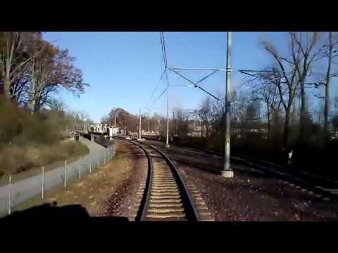 Rear View MetroLink Ride: JJK Center to Shiloh-Scott
