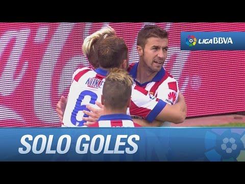 Todos los goles de Atlético de Madrid (3-0) Elche CF