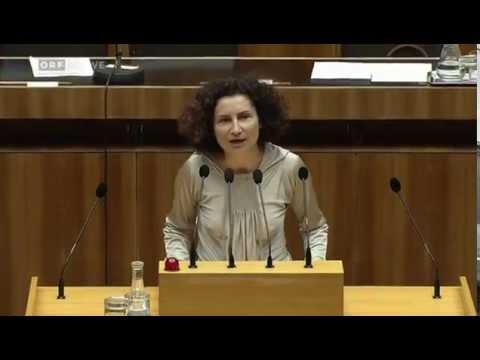 Alev Korun - Deutschstunde für die FPÖ