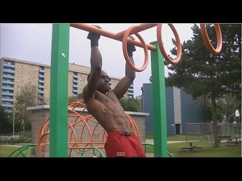 BACK and BICEPS CALISTHENICS UPPER BODY Workout!