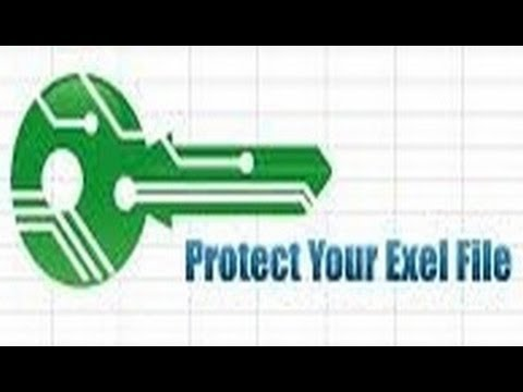 how to break password protected excel file