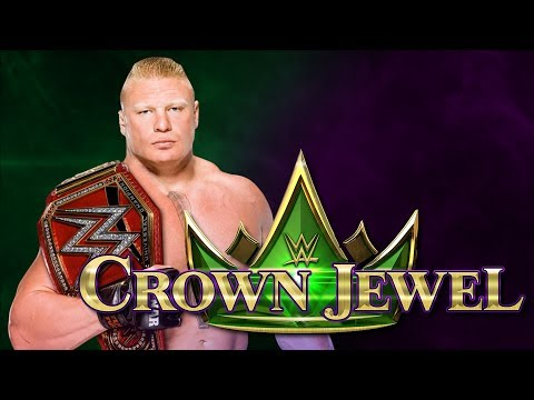 Last Minute WWE Crown Jewel Rumours You Need To Know