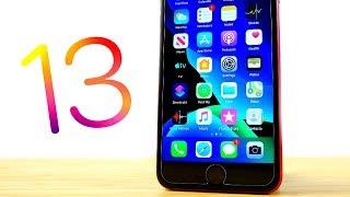 iPhone 8 Plus: iOS 13!
