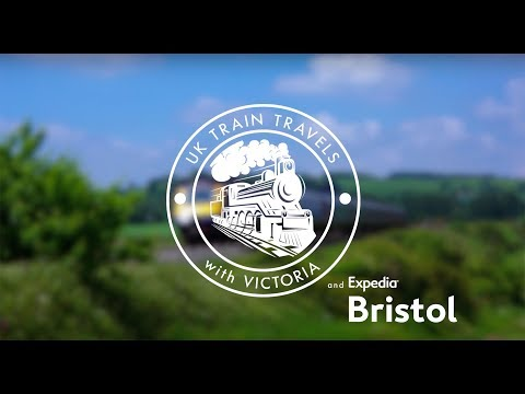UK train travels with Victoria - Bristol