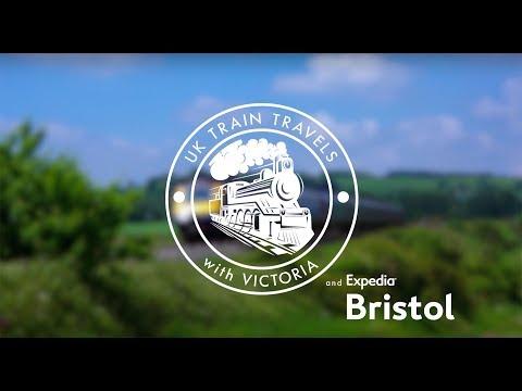 UK train travels with Victoria - Bristol