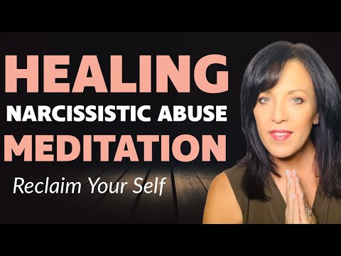 Guided Meditation to Help Heal From Narcissistic Abuse: THETA Frequencies/Lisa A. Romano