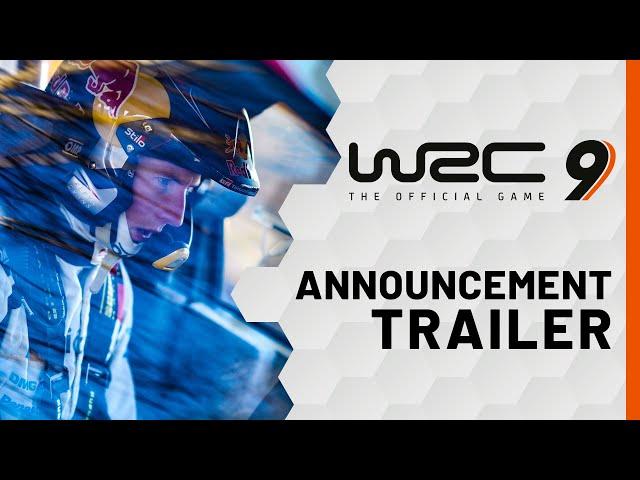 WRC 9 (видео)