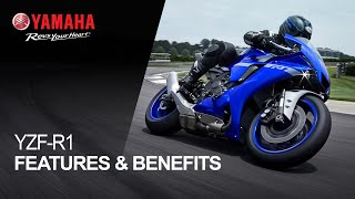 Yamaha YZF-R1 Features & Benefits