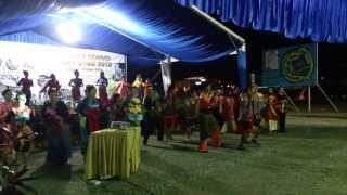 Tarian Selamat Datang Utem Konvo Fest 2013