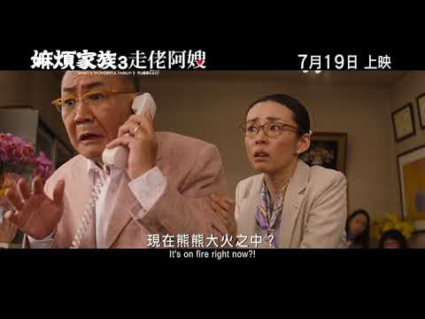 嫲煩家族3 走佬阿嫂 (What A Wonderful Family! 3: My Wife, My Life)電影預告