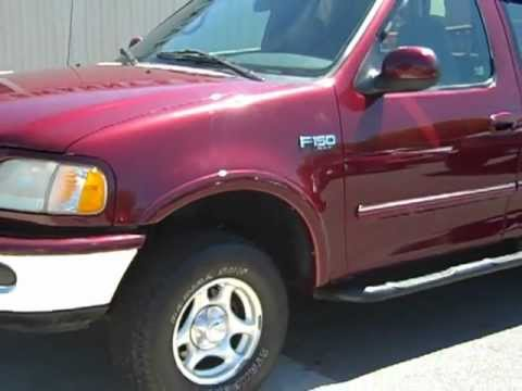 1997 Ford F150 Xlt Ext Cab 4x4 Youtube