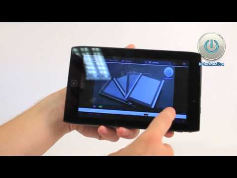 Обзор Acer Iconia Tab A100