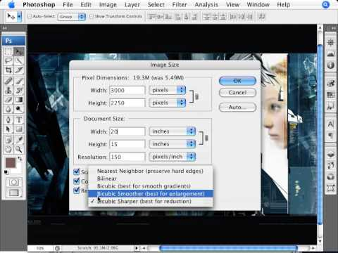 Learn Photoshop - How to Fully Understand Image Size