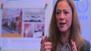 مصر تستطيع |  كيف ساعد القدر العالمة راندا حجي في دخول الوكالة الدولية للطاقة الذرية