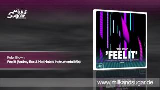 Peter Brown - Feel It (Andrey Exx & Hot Hotels Instrumental Mix)