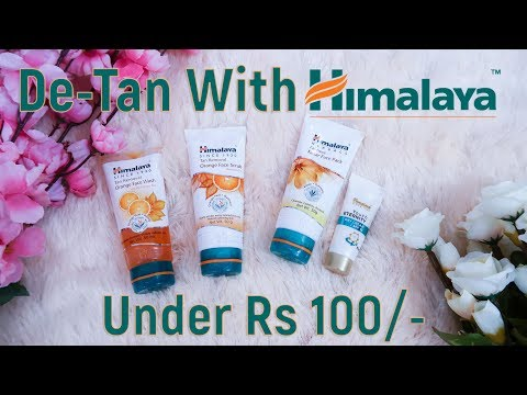 c3f92213137 Himalaya De-Tan Products Under Rs 100    I Got A Glowing Skin After 1st Use     You & Me Shradha