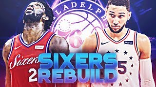 The #1 TRADE That NEEDS To Happen | Philadelphia 76ers Rebuild
