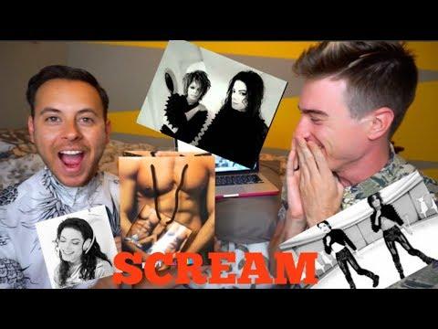 Michael Jackson, Janet Jackson - Scream...
