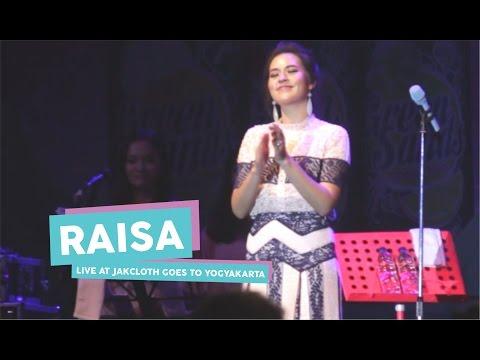 [HD] Raisa - Apalah Arti Menunggu (Live at JakCloth Goes to Yogyakarta, Mei 2017)