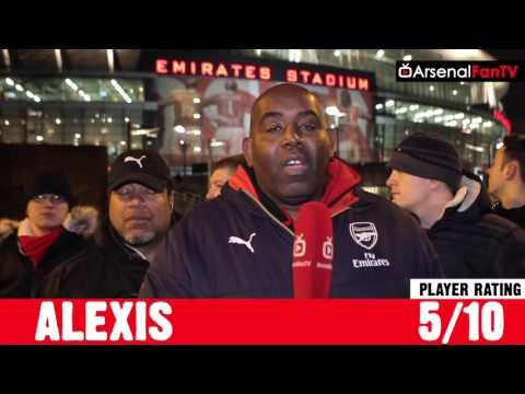 Joel Campbell Stood Up But What About The Rest? | Player Ratings | Arsenal 1 Swansea 2