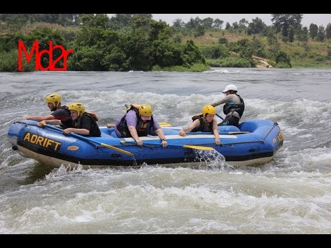 There's a Snake in my Boat! || Uganda 2K15