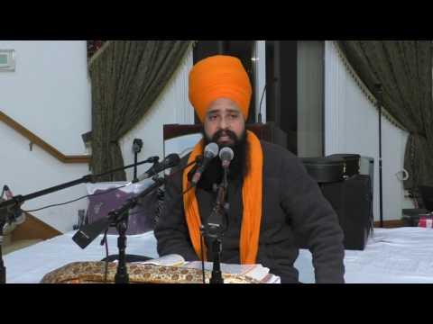 23 Hukamnama sahib katha vichar by khalsa ji Fremont 21 Feb 2017 Ang 643