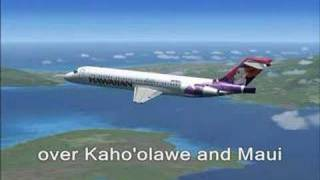 FSX Hawaiian Airlines B717
