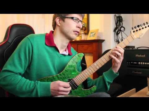Improvised Jazz Lines - David Bond